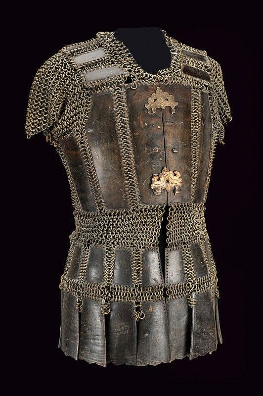 "peashooter85: "" Moro armor, the Philippines, 19th century. """