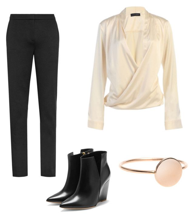 """""""Untitled #14"""" by fruzsina-sitku on Polyvore featuring Rupert Sanderson"""