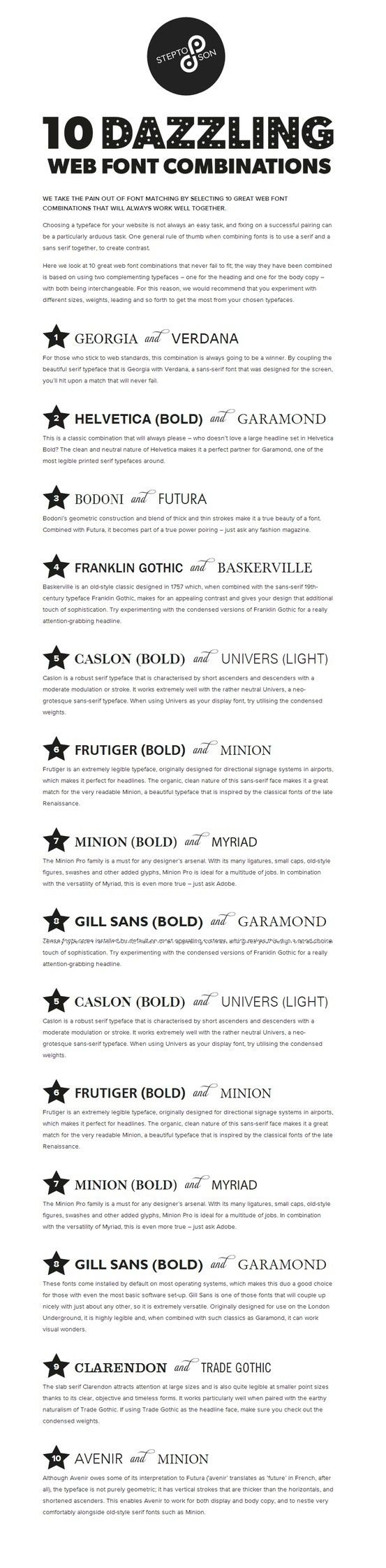 I often use Helvetica with Adobe Garamond Pro for my tech online user guides. It looks great.