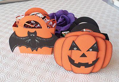sacchettini di halloween