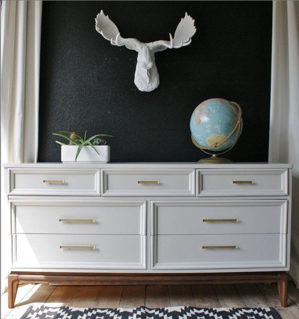24 parasta kuvaa maalausideat kalusteille painting ideas for furniture pinterestiss - Verf credenza ...
