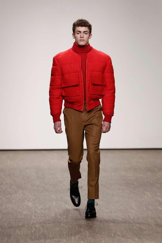 Male Fashion Trends: IVANMAN Fall/Winter 2016/17 - Mercedes-Benz Fashion Week Berlin