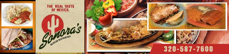 Sonora's - Mexican Restaurant - Hutchinson, MN