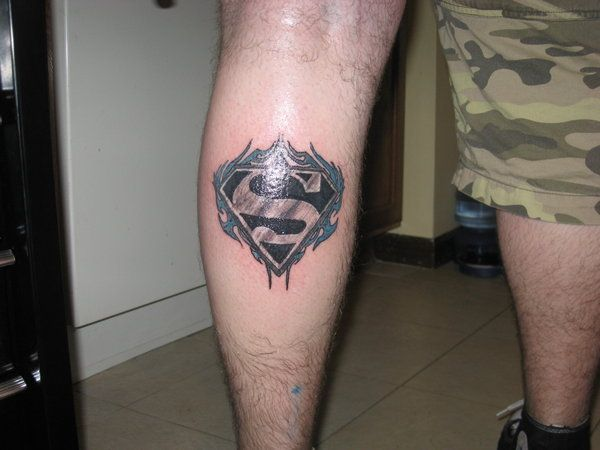 One of Shane's tattoos.