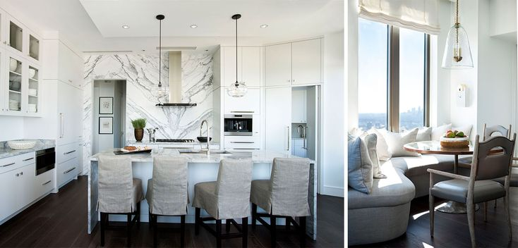 Kitchens - Westbrook Interiors