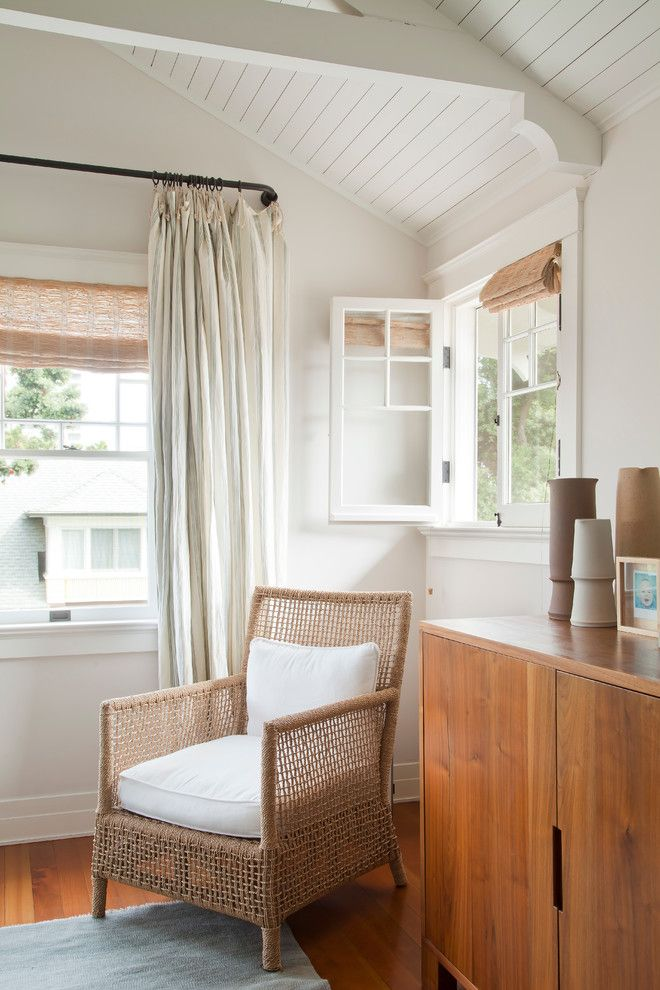 Beautiful Curtain Rod Method Los Angeles Beach Style Bedroom Decorating  Ideas With Beach Bedroom Bungalow California Part 85