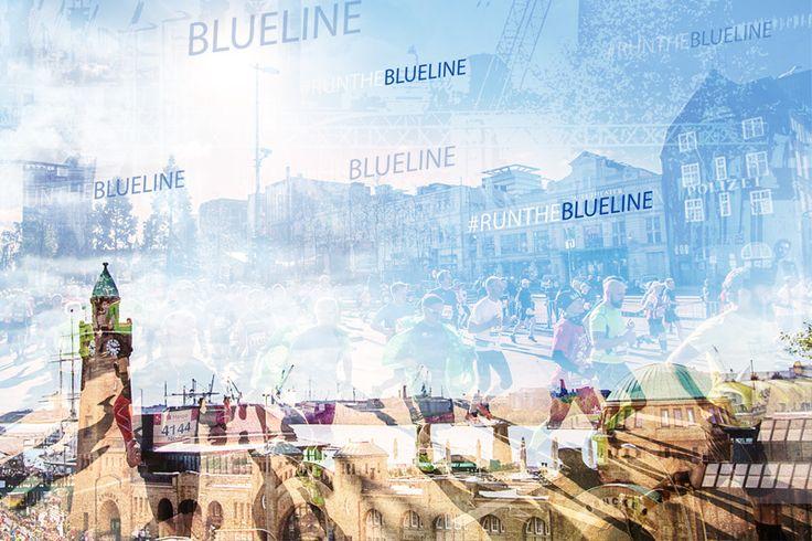 #haspamarathonhamburg2017 #runtheblueline #hamburgmeineperle #landungsbrücken