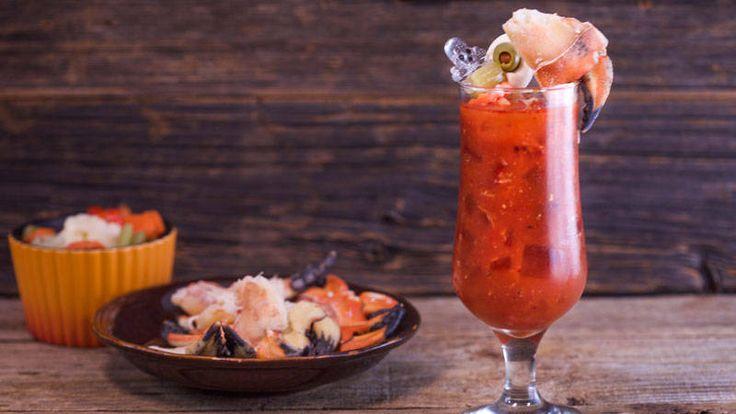 John Cusimano's Crabby Mary Recipe