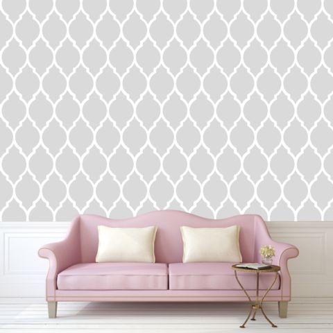 wallpaper, grey wallpaper, removable wallpaper, peel and stick wallpaper, wallpaper decal, adhesive wallpaper, grey pattern wallpaper
