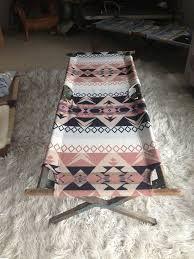 Resultado de imagen para wooden camping cot #campingcot