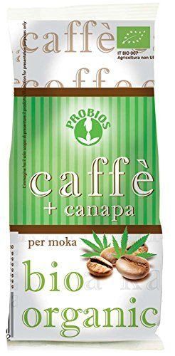 Probios Caffè con canapa BIO Bio Caffe' con canapa
