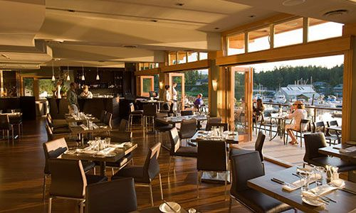 Lagoon Restaurant – Painted Boat Resort Spa & Marina