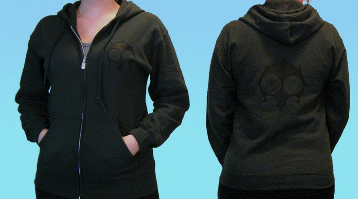 Homestuck doom tier hoodie