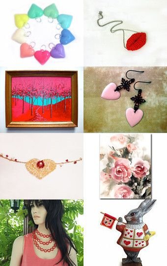Love Comes in All Shapes and Sizes ... by KnitWhats on Etsy--Pinned with TreasuryPin.com