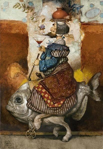 Armenia art - by Daron Mouradian