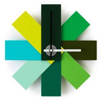 NORMANN COPENHAGEN hodiny Watch Me zelené