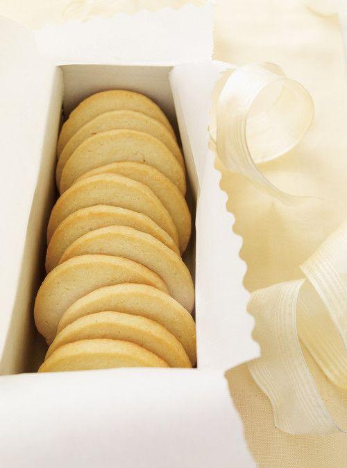 Biscuits sablés au beurre Recettes   Ricardo