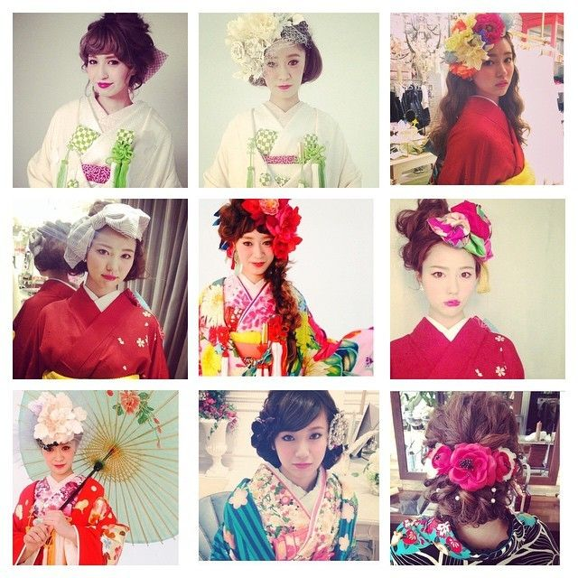 人気すぎて本も出版♩美容師rumiさんの作るヘアアレンジに胸キュン♡にて紹介している画像