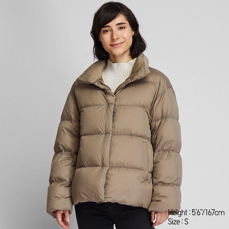 Women Ultra Light Down Cocoon Silhouette Jacket Uniqlo Cocoon Jackets Jackets Winter Jackets Women