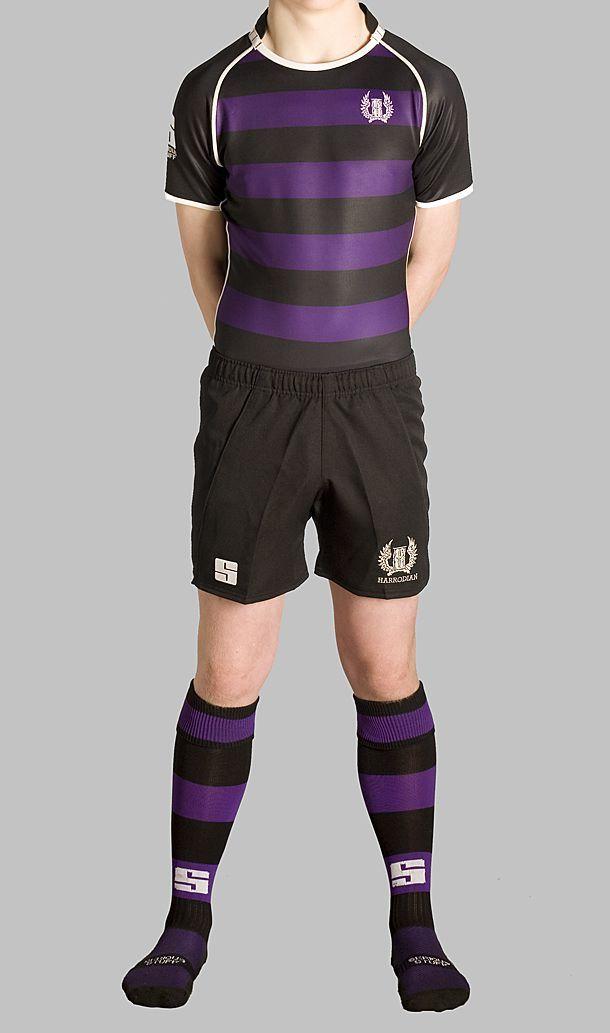 Harrodian School Rugby Kit