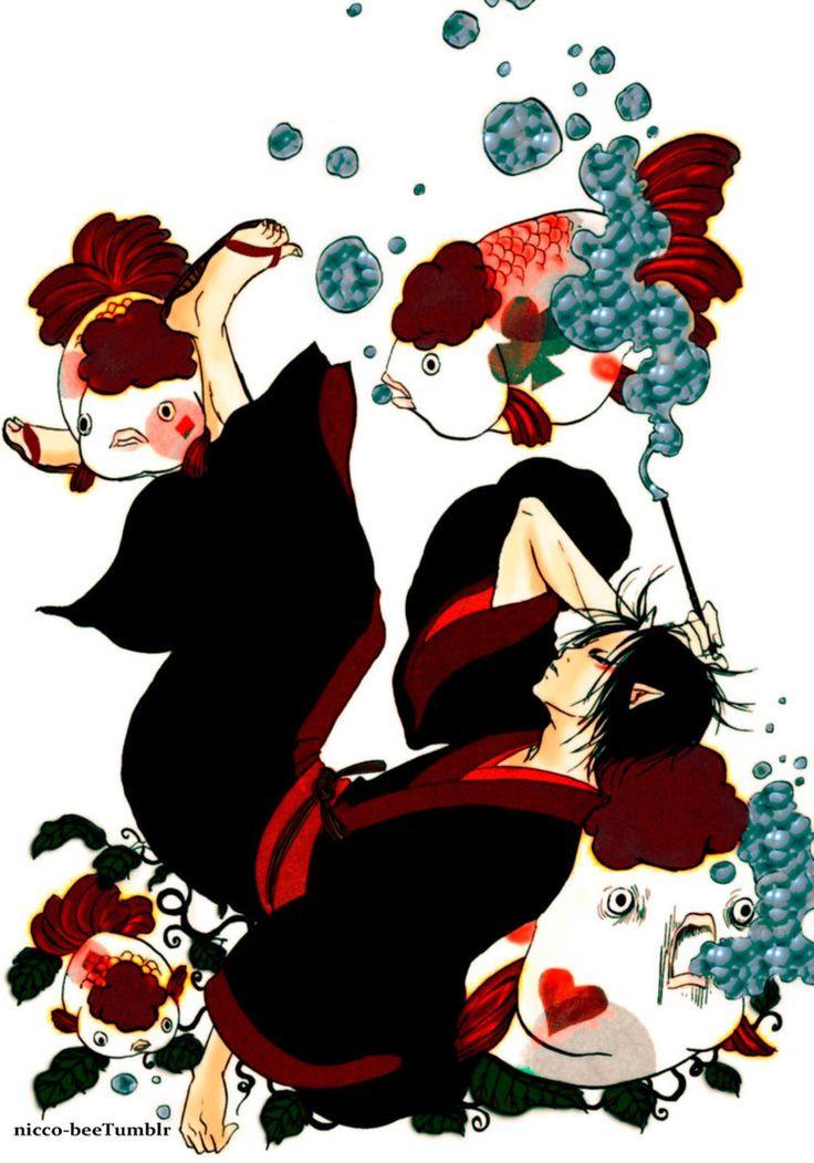 DeviantArt: More Collections Like Hoozuki no Reitetsu by Sapon244