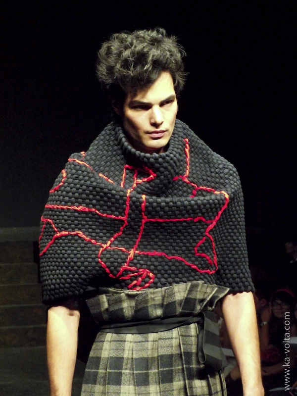 Eduardo de Crisci IDM: International Designers Mexico FW11/12