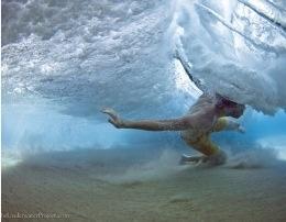 Another shot. Mark Tripple's brilliant underwater ocean project.