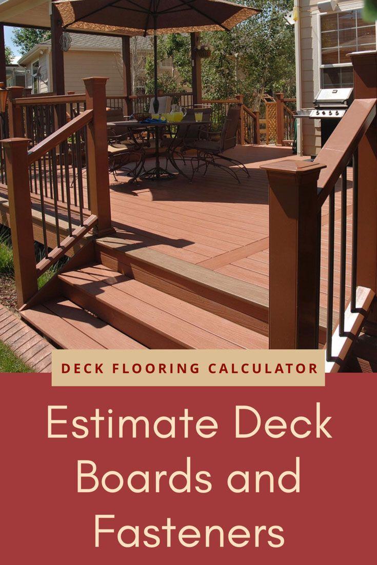 Best 25 flooring calculator ideas on pinterest tent wedding deck flooring calculator and price estimator dailygadgetfo Gallery