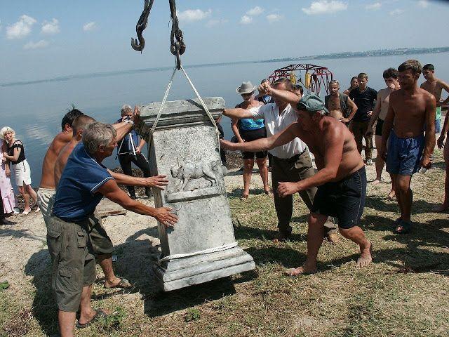 Ελληνικό Θαύμα η επιγραφή του Δαρείου Α' που βρέθηκε στην Φαναγορεία της Ρωσίας