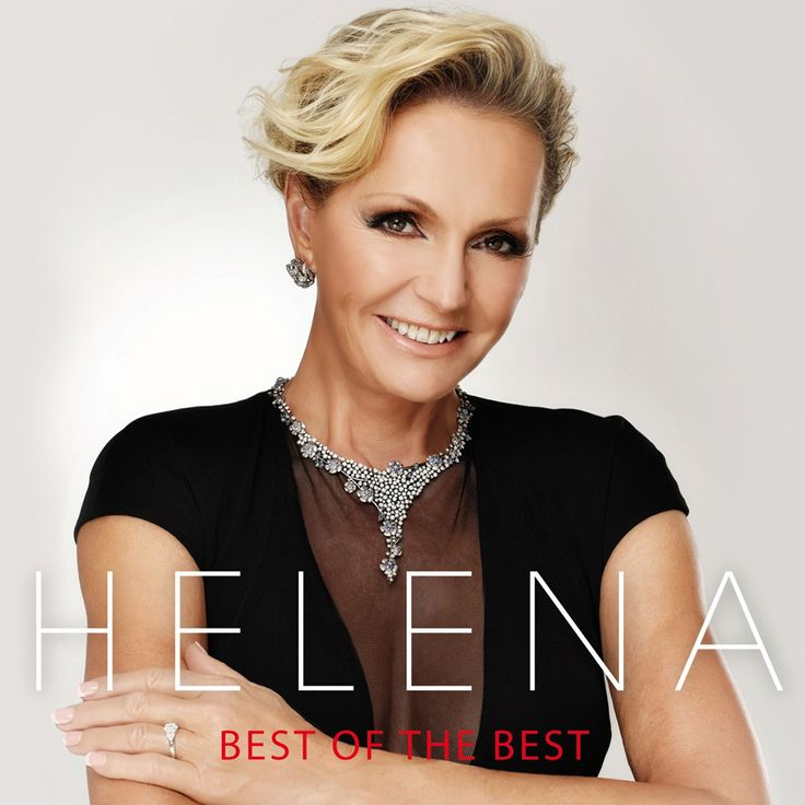 HELENA 50 LET NA SCÉNĚ | 2CD Best Of The Best (Supraphon)