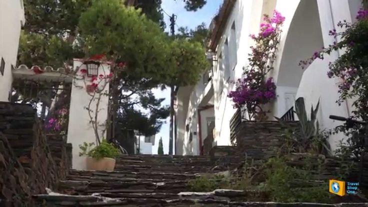 Кадакес, дом-музей Сальвадора Дали: главное наследие Барселоны http://travelshop1.com/cadaques-museo-dali/