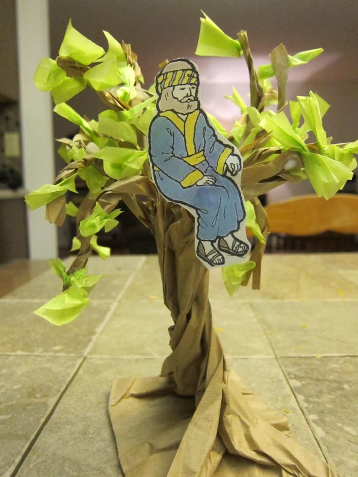Another person had this pinned on their board (of a tree made from a paper bag.)…