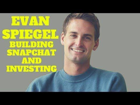 Snapchat Founder Evan Spiegel on Entrepreneurship & Investing - (More Info on: http://LIFEWAYSVILLAGE.COM/videos/snapchat-founder-evan-spiegel-on-entrepreneurship-investing/)