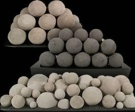 fire balls for ethanol burners