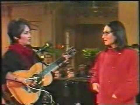 Joan Baez and Nana Mouskouri - Where Have All the Flowers Gone and Plaisir D''amour