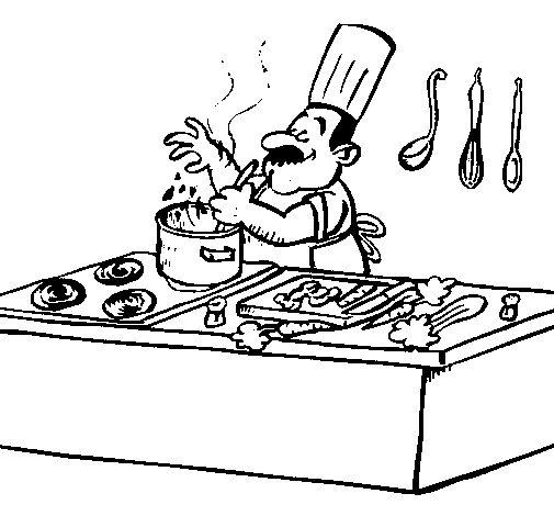 Dibujos De Cocina | Mejores 66 Imagenes De Dibus Cocina En Pinterest Cocina Dibujar