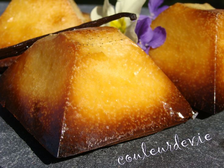 Cannelés bordelais (au thermomix) | Couleurdevie