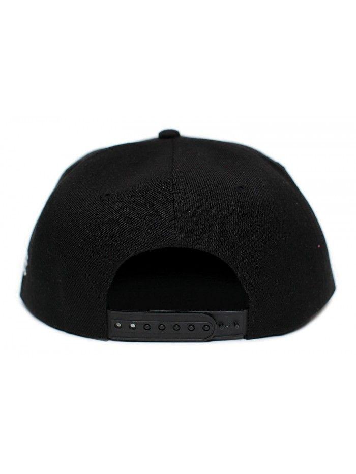 3bab4c889c1 New Eazy E N.W.A Vintage Flat Bill Cap Hat Snapback Unisex Adult Black -  CX182M7G3RH