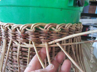 Мастер-класс Поделка изделие Плетение Может понравится? Трубочки бумажные фото 4