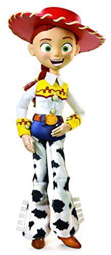 Toy Story - T0516 - Poupée - Jessie Parlante Toy Story http://www.amazon.fr/dp/B005JRIOJ8/ref=cm_sw_r_pi_dp_6cljwb1S1HEWE