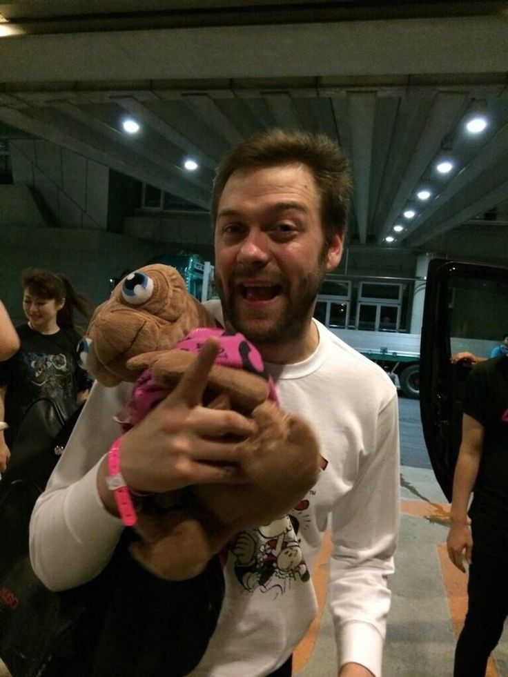 2 of my favorite things, Tommy and E.T.