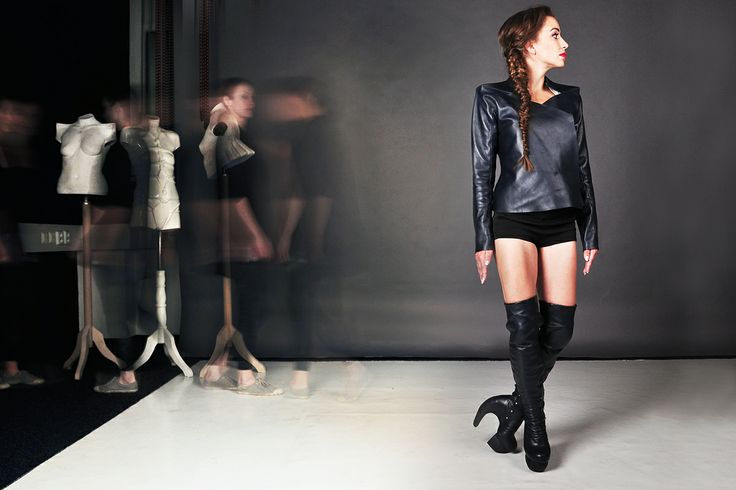 Markéta Šohajová fashion