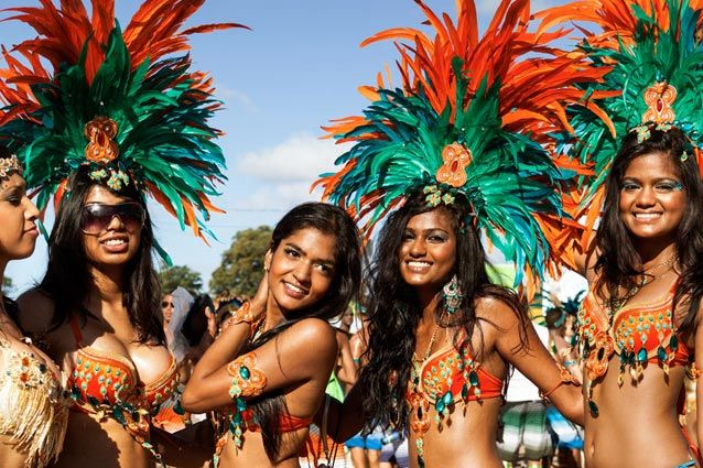 9 reasons to holiday in Trinidad & Tobago | Carnival in Port of Spain | Caribbean Rum, Pigeon Point, Bucoo Reef, Cricket, Cuisine | Conde Nast Traveller (Sep 2013)