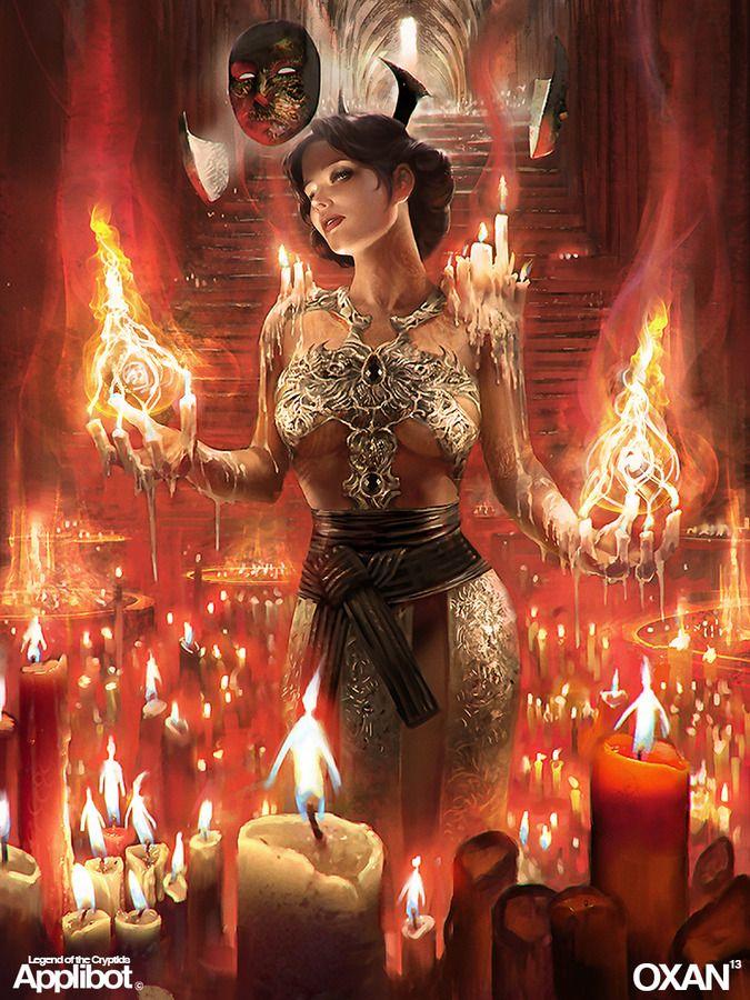 Aphrodite - Legends of the Cryptids