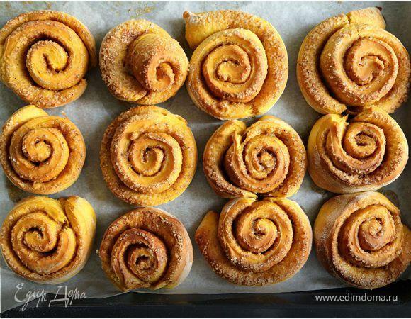 Рецепты булочек с корицей как синнабон