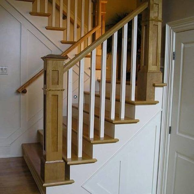 Best How To Restain Stair Treads Foyer Decorating Refinish 640 x 480