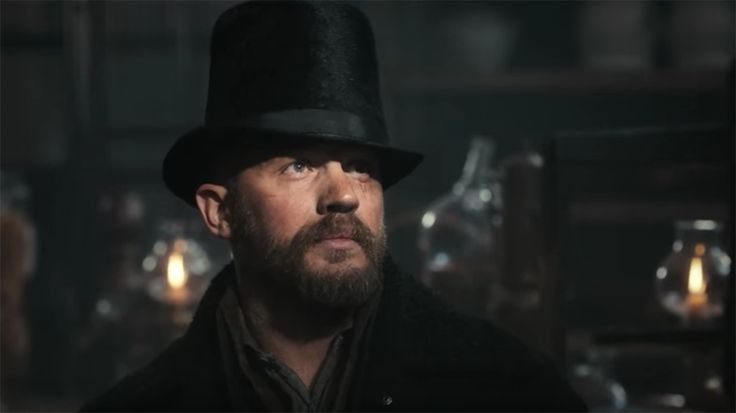 Tom Hardys Taboo Series to Premiere Jan. 10 on FX http://ift.tt/2fC5MVD