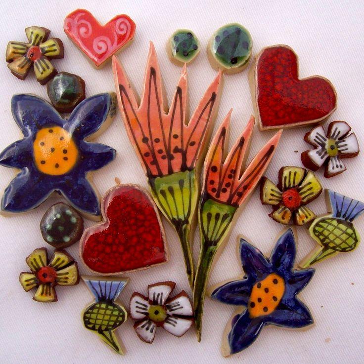 1000+ images about pebble mosaic, glass, tile etc... on Pinterest ...