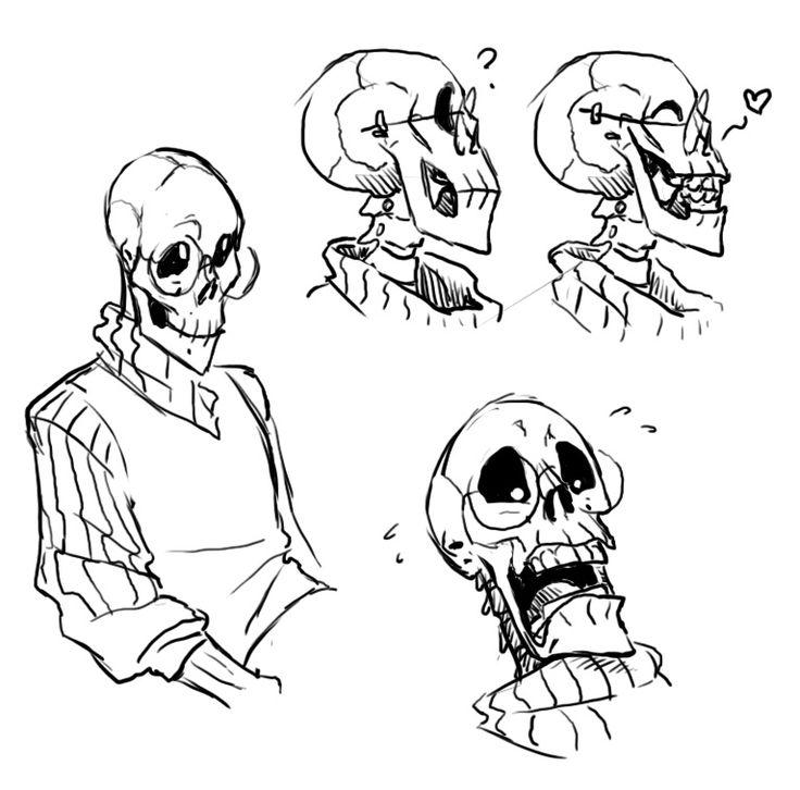 Gaster Undertale Fan Art By Epicukulelesolo On Tumblr