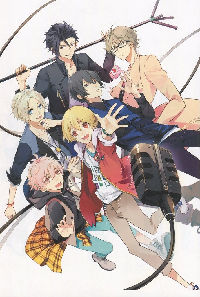Visual de TsukiUta